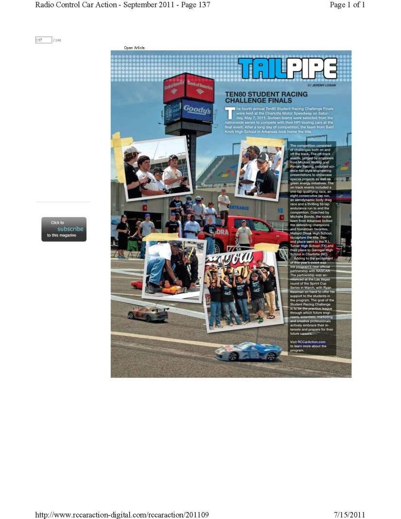RC Car Mag Ten80 2011 Finals_Article